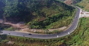 aerial jalan