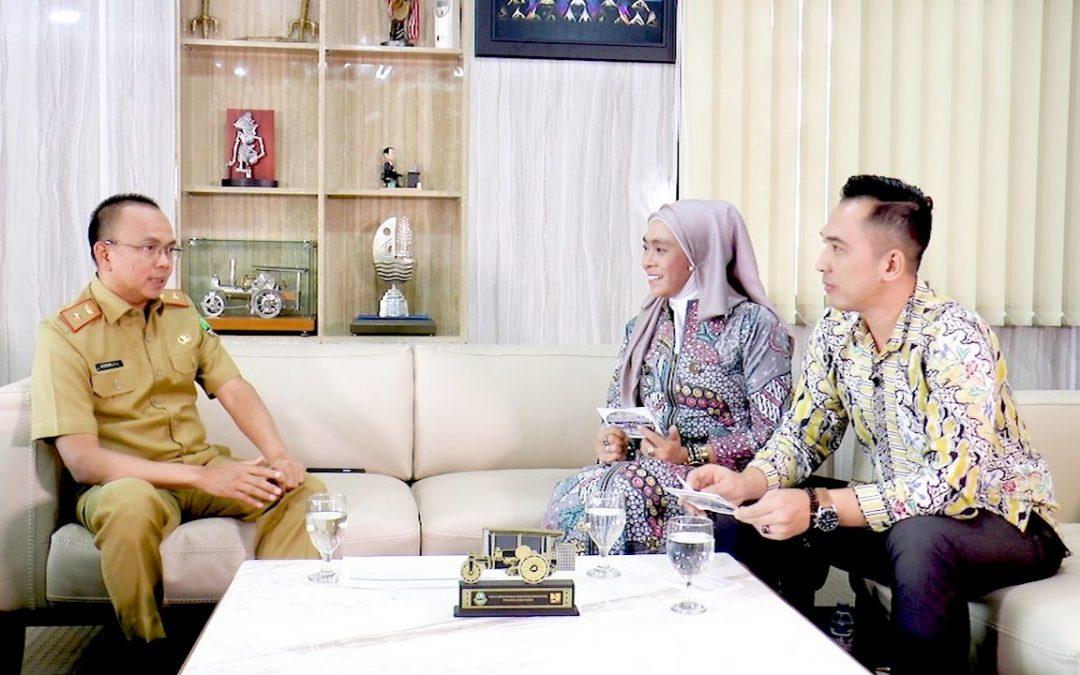 Talkshow bersama Kang Kos (Kadis DBMPR Jawa Barat)