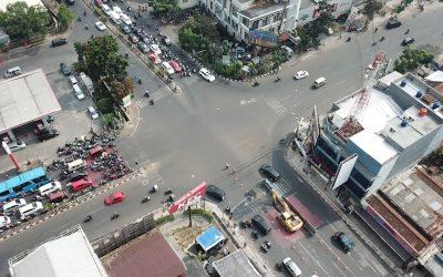 Ridwan Kamil, Oded MD dan A. Koswara Resmikan Pembangunan 2 Fly Over di Bandung