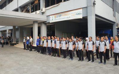 DBMPR Jabar selenggarakan Kegiatan Harbak PU Ke-74