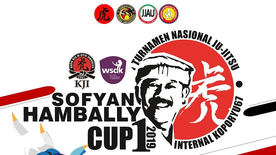 PB-KJI dan WSDK gelar Turnamen Nasional Ju-Jitsu Internal Koporyu Sofyan Hambally Cup I 2019