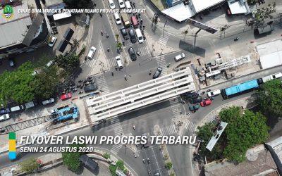 Erection Girder Flyover Laswi Bandung